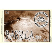 Ales Agullons Barrica 2010 -