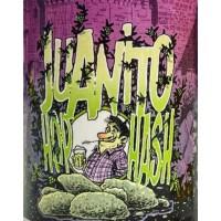 Saltus Juanito Hop hash
