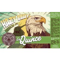 La Quince Hazy Way American IPA