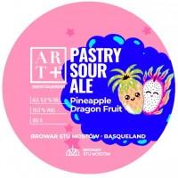 Stu Mostów / Basqueland ART36 Pastry Sour Ale Pineapple & Dragon Fruit