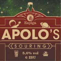 Espiga / Mean Sardine / Beer Mosaic Apolo's Souring