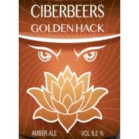Ciberbeers Golden Hack