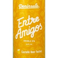 Península / Castelló Beer Factory Entre Amigos