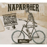 Naparbier / Beerbliotek Stop Me If You Think You Heard This One Before
