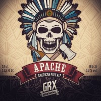 GRX Brewing Apache