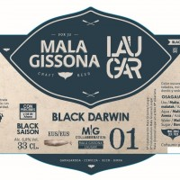 Mala Gissona / Laugar Black Darwin
