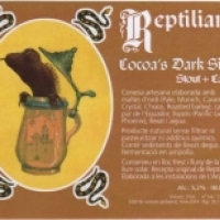 Reptilian Cocoa`s Dark Side