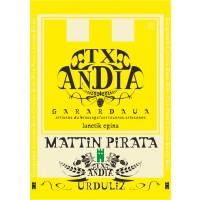 Etxeandia Mattin Pirata