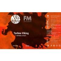 Fábrica Maravillas / NIB Brewing Techno Viking