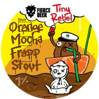 Tiny Rebel / Fierce Beer Orange Mocha Frapp Stout