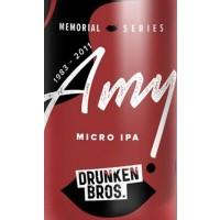 Drunken Bros Amy