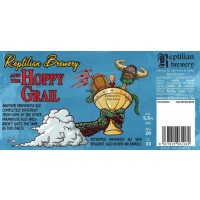 Reptilian Brewery And the Hoppy Grail