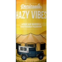 Península Hazy Vibes African Queen & Southern Passion