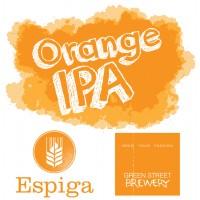 Espiga / Green Street Brewery Orange IPA