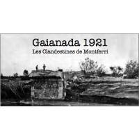 Les Clandestines Gaianada 1921