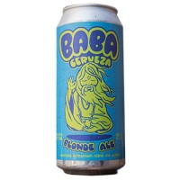 Baba Blonde Ale