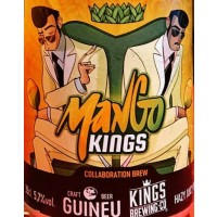 Guineu / Kings Brewing Mango Kings