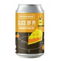 Hop Hooligans Slice of Pi Peach