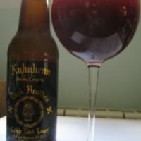 Kuhnhenn Dark Heathen Triple Bock Lager