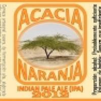 Acacia Naranja