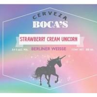 Bocas Strawberry Cream Unicorn