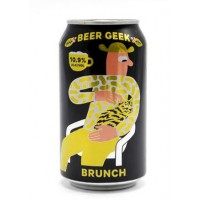 Mikkeller San Diego Beer Geek Brunch