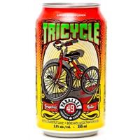 Parallel 49 Tricycle Radler Grapefruit