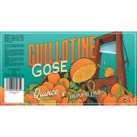 La Quince / Humalove Guillotine Gose