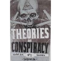 NaparBCN / Guineu Theories of Conspiracy Nº 1