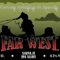 Far West Sarvaje IPA Suave