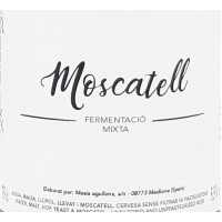 Ales Agullons Barrica Moscatell
