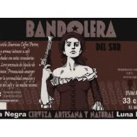 Bandolera Luna Negra