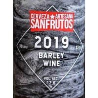 Sanfrutos Barley Wine 2019