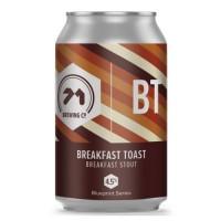 71 Brewing Breakfast Toast
