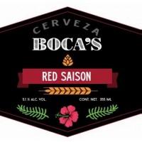 Bocas Red Saison