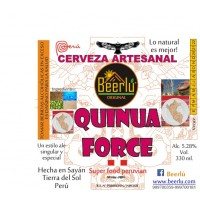 Beerlú Quinua Force