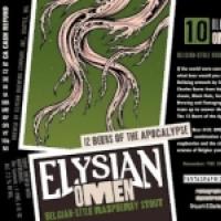 Elysian Beers of Apocalypse - 10 - Omen