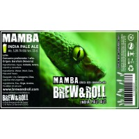 Brew & Roll Mamba