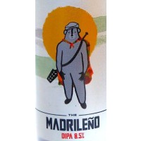 Oso Brew The Madrileño: Chapter 2 Simcoe & Mosaic