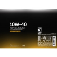 Hi-Wire 10W-40  Bourbon Barrel Aged