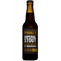 Dougall's Imperial Stout 10º Aniversario