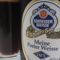 Schneider Weisse Tap X Meine Porter Weisse