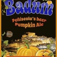 Badúm Pumpkin Ale