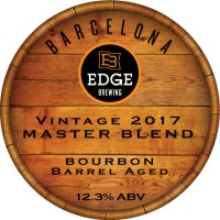 Edge Brewing Vintage 2017 Master Blend