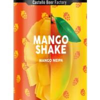 Castelló Beer Factory Mango Shake