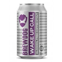 BrewDog Wake Up Call