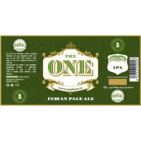 The One Indian Pale Ale