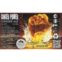 Brew & Roll Ginger Power
