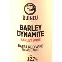 Guineu Barley Dynamite Batea Red Wine Barrel Aged