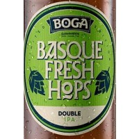 Boga Basque Fresh Hops